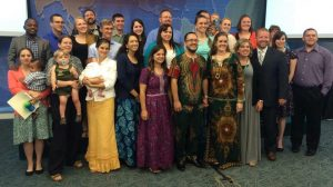 ABWE missionary appointees to Africa