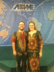Mike and Anna- now both ABWE missionaries!